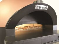 Horno pizzas cúpula AVGVSTO de Zanolli
