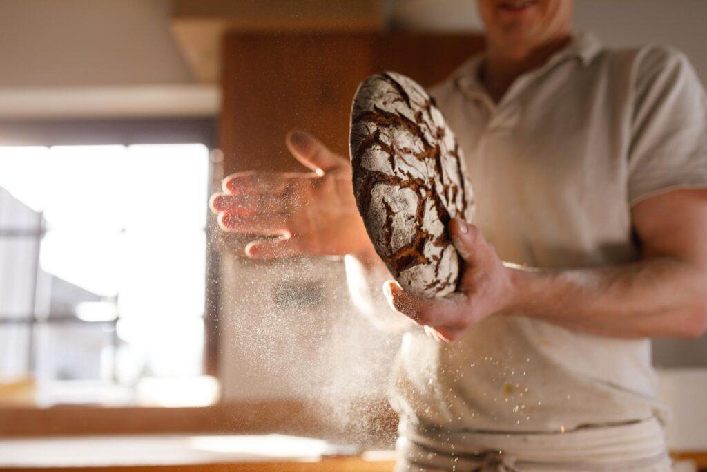 Maquinaria para panadería